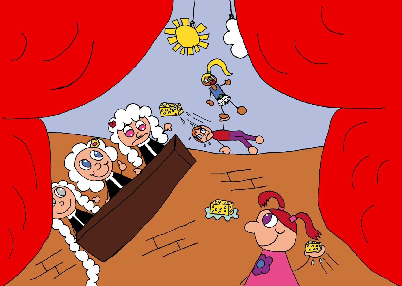 theatersportkidsillustratie